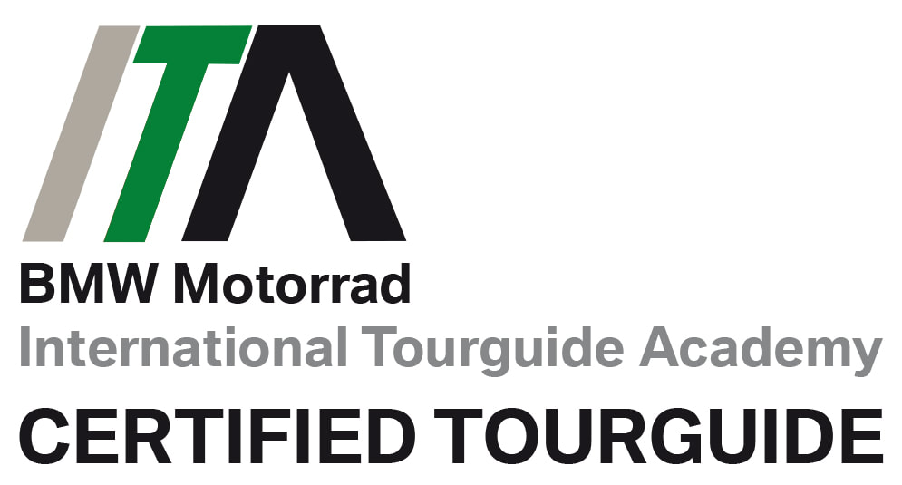 BMW Motorrad Certified Tourguide