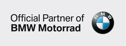 Official Partner Of BMW Motorrad